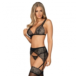 Firella Ensemble 3 pcs - Noir