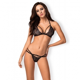 838-SET-1 Ensemble 2 pcs - Noir