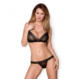 862-SET-1 Ensemble 2 pcs - Noir