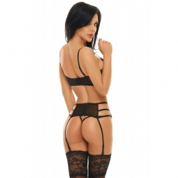 Ileen Ensemble 3 pcs - Noir