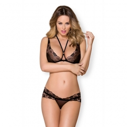 873-SEA-1 Ensemble modulable 3 pcs - Noir