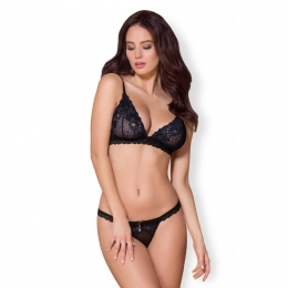 866-SET-1 Ensemble 2 pcs - Noir
