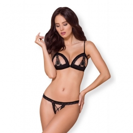 865-SET-1 Ensemble 2 pcs - Noir