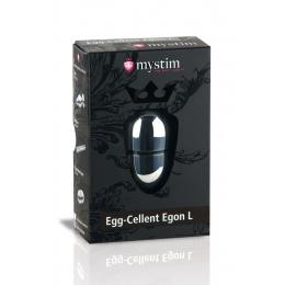 Oeuf électro-stimulation Egg-cellent L - Mystim