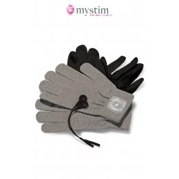 Gants électro-stimulation Magic Gloves - Mystim