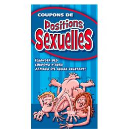 Coupons de Positions sexuelles