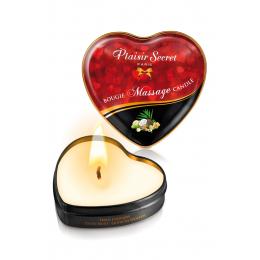 Mini bougie de massage Fruits Exotiques