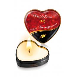 Mini bougie de massage Vanille