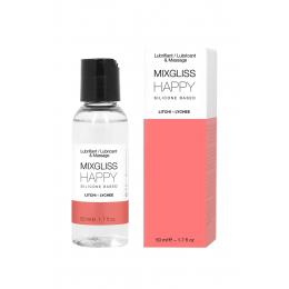 Mixgliss silicone - Litchi - 50ml