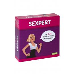 Quizz coquin Sexpert