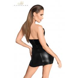 Mini robe corset F195