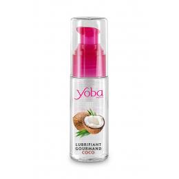 Lubrifiant parfumé noix de coco 50ml - Yoba