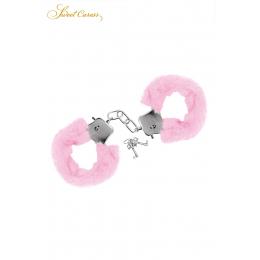 Menottes de poignets rose - Sweet Caress