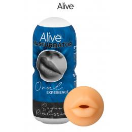 Masturbateur bouche - Alive