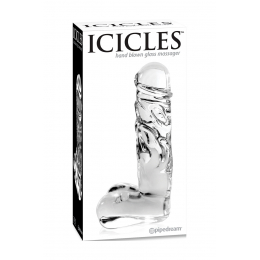 Gode verre Icicles n° 40