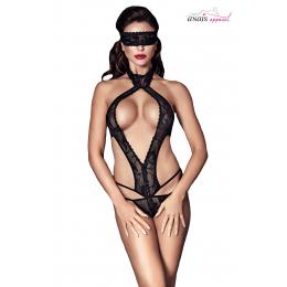 Body noir Alexandra - Anaïs