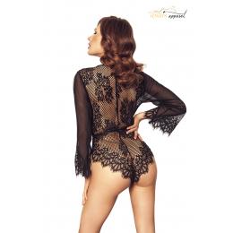 Body Celestia dentelle noir - Anaïs