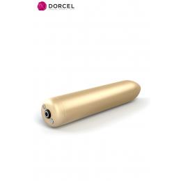 Mini vibro Rocket Bullet doré - Dorcel