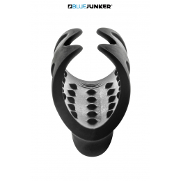 Masturbateur vibrant USB Dots - Blue Junker