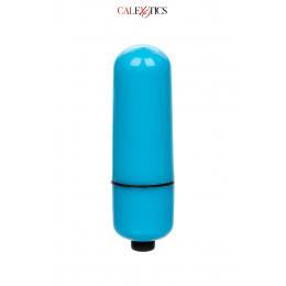 Mini vibro Bullet bleu 3 vitesses - CalExotics