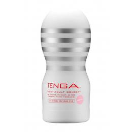 Masturbateur Original Vacuum Cup Gentle - Tenga